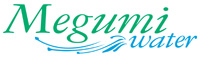 安心安全でおいしい天然水「Megumi Water」